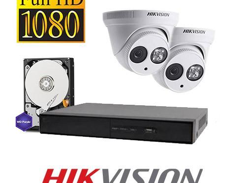 HIKVISION TVI CCTV PACKAGE