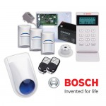BOSCH SOLUTION 2000 ALARM PACKAGE WITH REMOTES