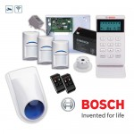 BOSCH SOLUTION 3000 WIRELESS ALARM PACKAGE